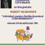 Conferencia de Robert Neuburger